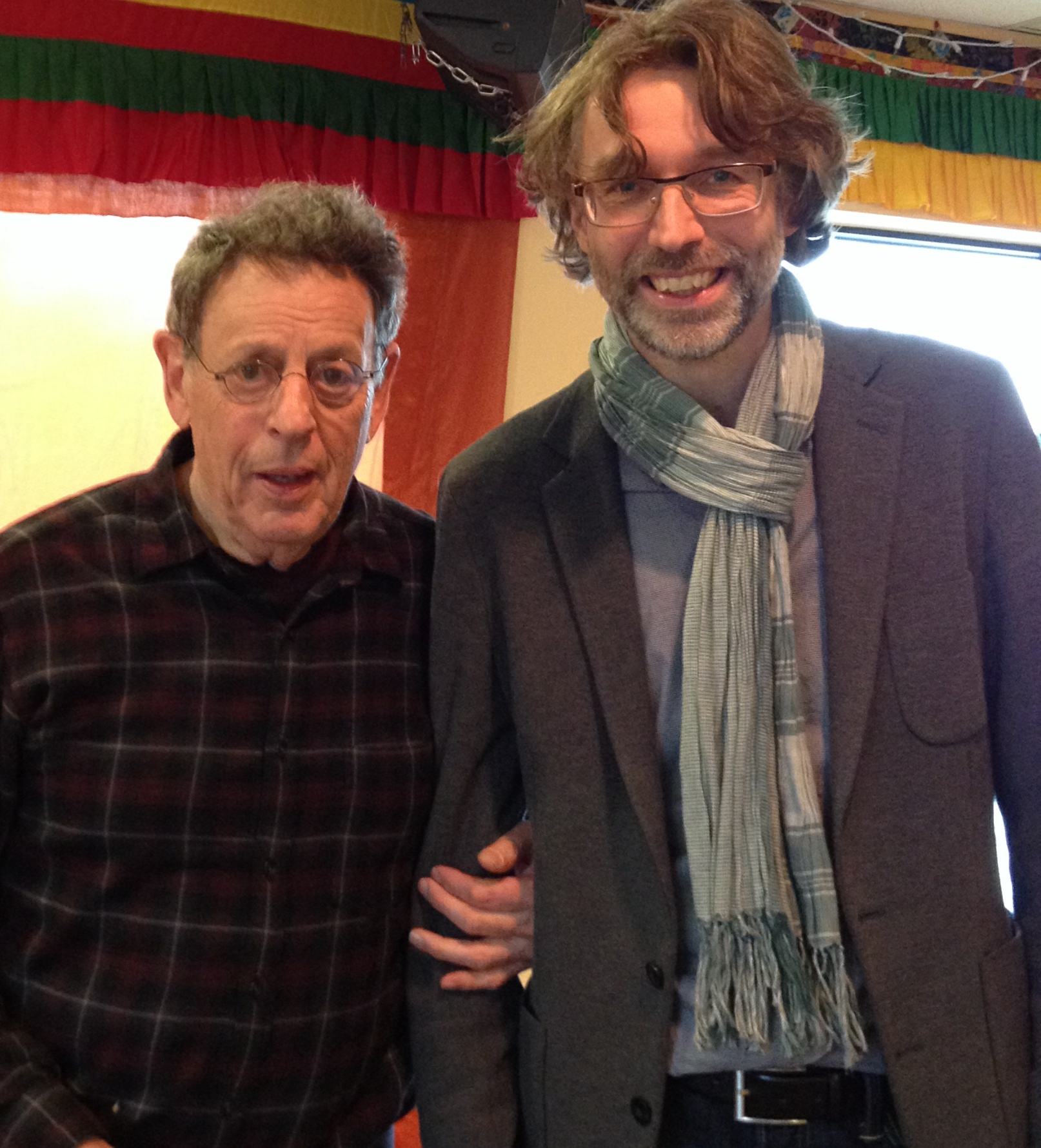 Philip Glass & Gertjan Eldering