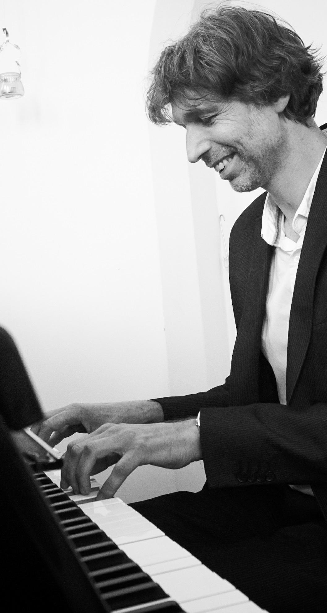 Pianoles Nijmegen Gertjan Eldering